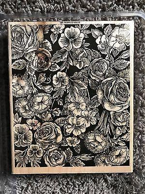 Stampin Up Stamp Sets Floral Background