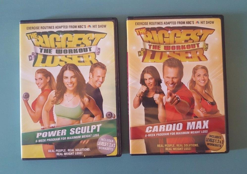 The Biggest Loser Fitness Program - For Sale Classifieds