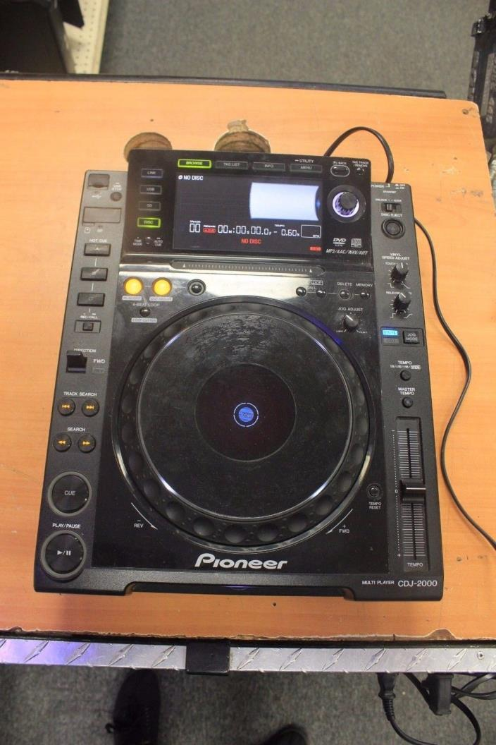 cdj pioneer 2000 for sale classifieds. Black Bedroom Furniture Sets. Home Design Ideas