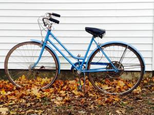 1960's schwinn suburban women's bike (Warwick)