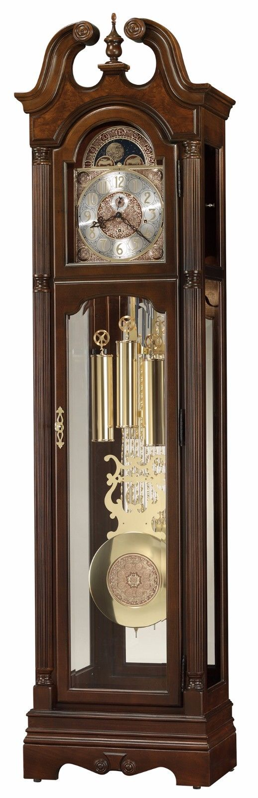 Howard Miller Wellston Grandfather Floor Clock 611-262 611262 FREE Shipping