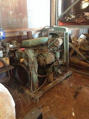 Detroit Diesel 4-53 Engine