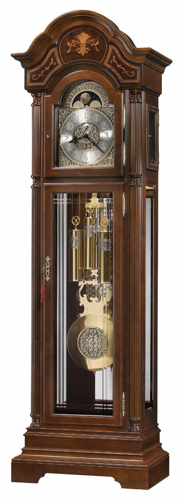 Howard Miller Harding Grandfather Floor Clock 611-248 611248 FREE Shipping