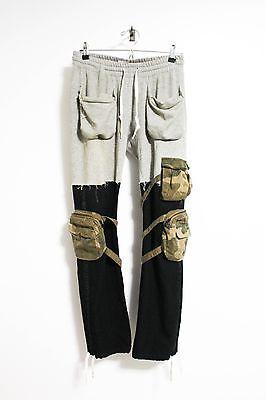 2005 Number (N)ine Hybrid Cargo Pants