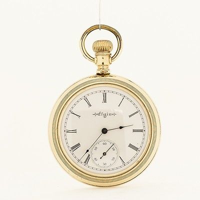 Beautiful 1898 Elgin Pocket watch
