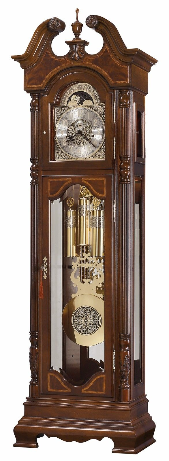 Howard Miller Polk Grandfather Floor Clock 611-246 611246 FREE Shipping