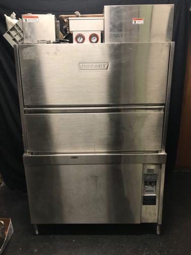 *2012* Hobart UW 50 Commercial Bakery Pan Washer Dishwasher