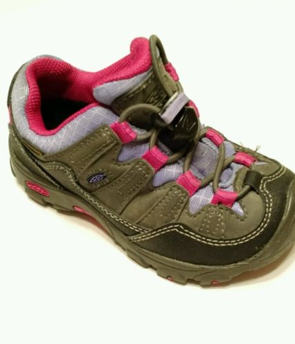 Keen Toddler Size 10 Girls Shoes Worn Four Times