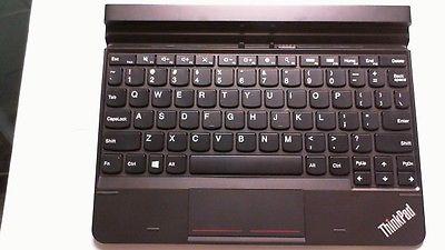 Lenovo Thinkpad 10 Ultrabook US Keyboard Docking Station  ESK-316A