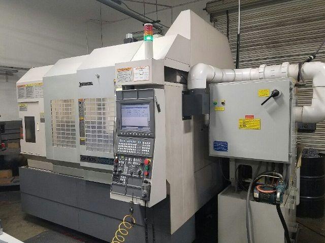 USED OKUMA M560-V CNC VERTICAL MACHINING CENTER