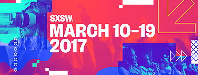 2017 South by Southwest (SXSW) Conference, March 10 - 19, Music Badges