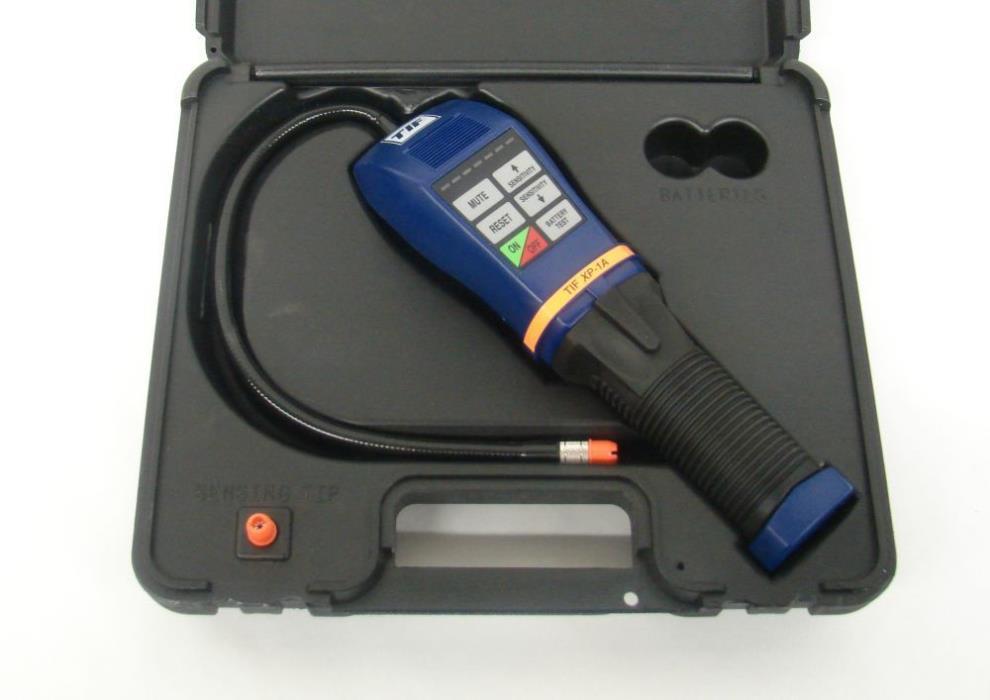 Professional TIF XP-1A SF6 Refrigerant Leak Detector