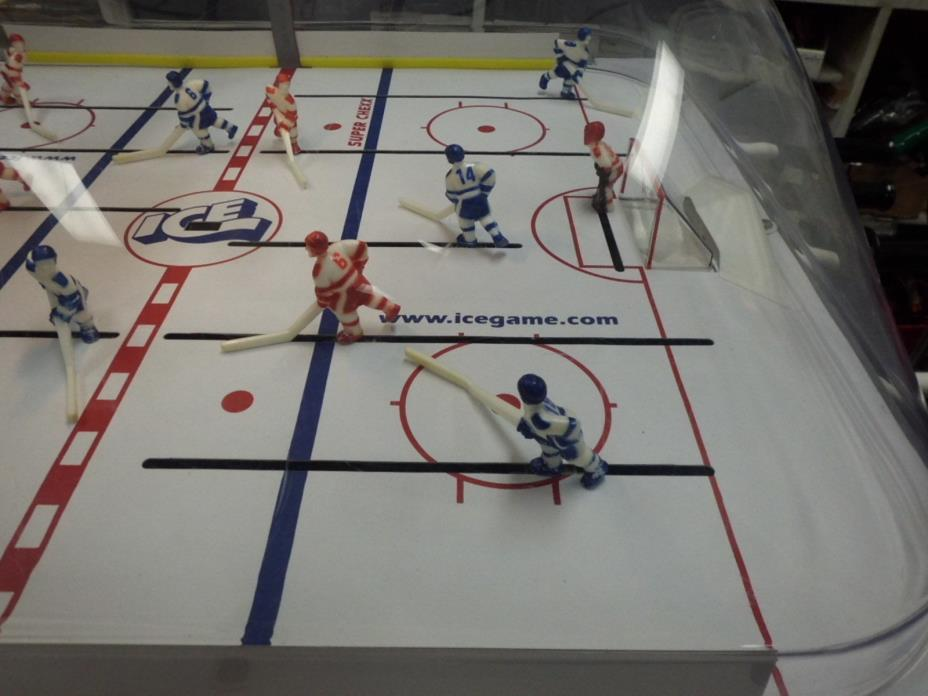 Super Chexx Hockey Game by ICE