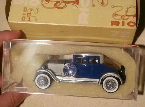 RIO #72 1923 Rolls Royce