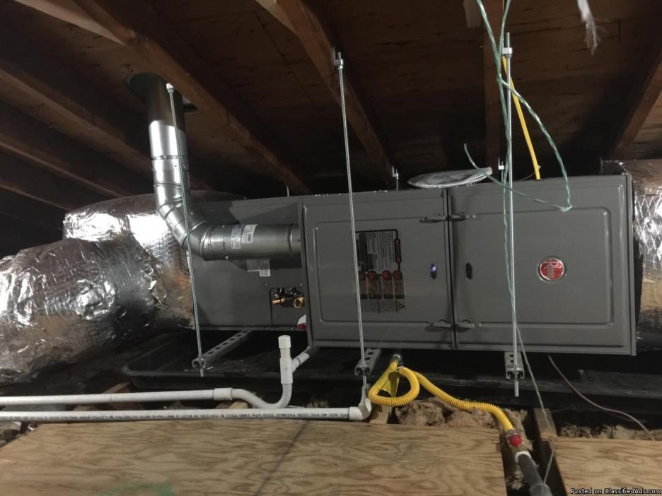 HVAC HEATING & AIR CONDITIONING