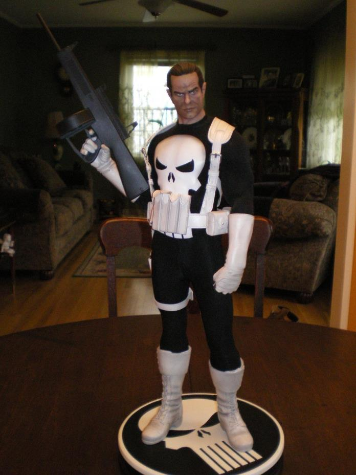 Sideshow Collectibles Marvel Punisher Premium Format