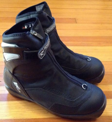 Used Rossignol Cross Country Ski Boots BC X3 Size: EU 43, US Men 9