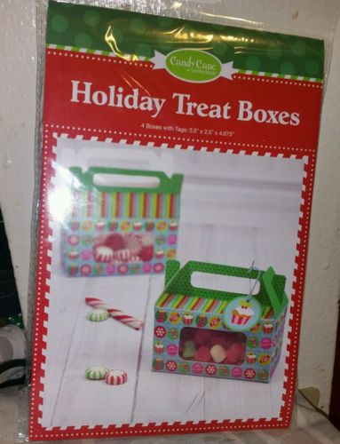 Christmas Cookie Gift Boxes