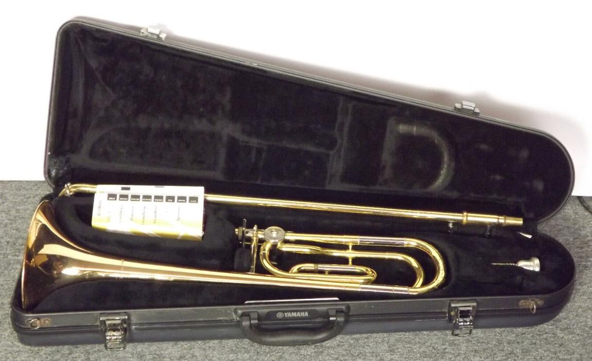 Yamaha  YSL-488G Trigger Trombone Outfit