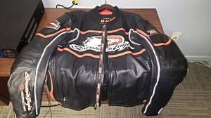 Harley Davidson Racing/Screaming Eagle Jacket