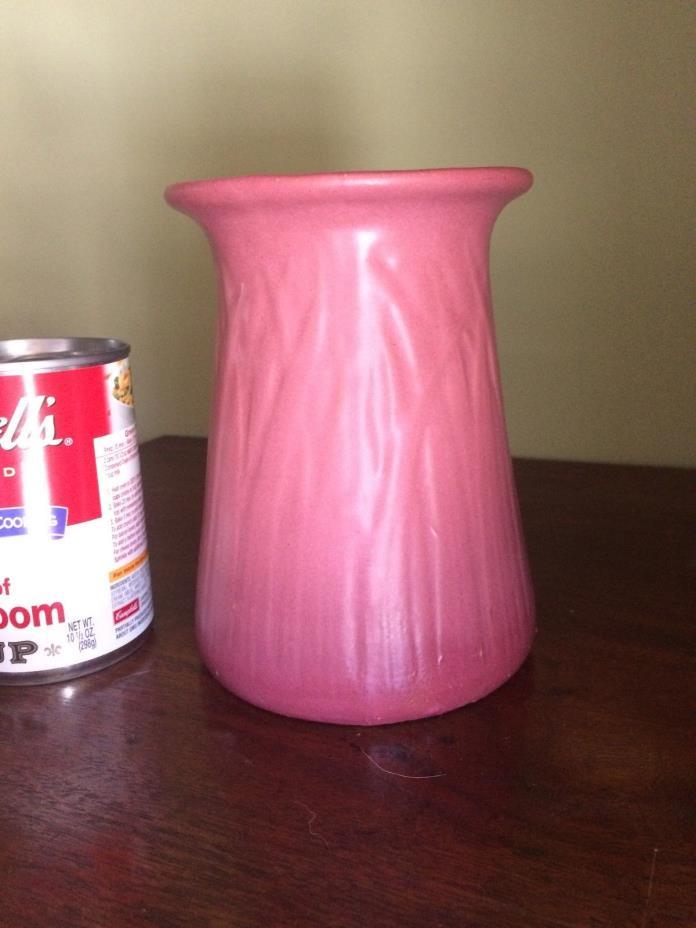 Vintage Selden Bybee Kentucky Pottery, Arts & Crafts vase, 1927