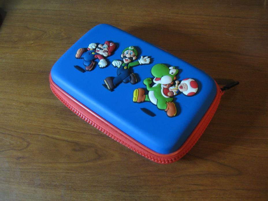 Mario Nintendo 3DS Travel Case