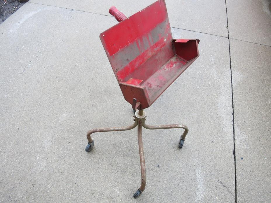 Vintage Industrial Metal Stand/Cart SteamPunk - SEE PICTURES!