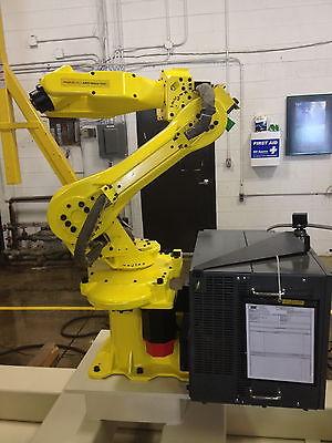 Fanuc ArcMate100i Mig Welding Robot RJ3 Controller