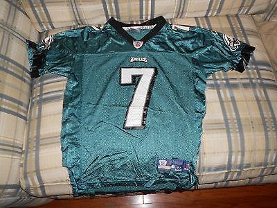 Philadelphia Eagles green Vick youth jersey #7 sz M (10-12)