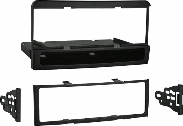 Metra 99-5837 - Dash Kit for Select Ford and Mercury Vehicles - Black
