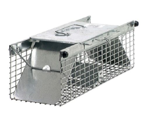 Racoon 1 Duke Cage 2 Door Squirrel Rat Trapping Coil 3 Spring Animal Live Trap