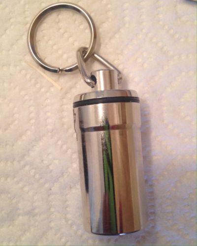 pill box key chain