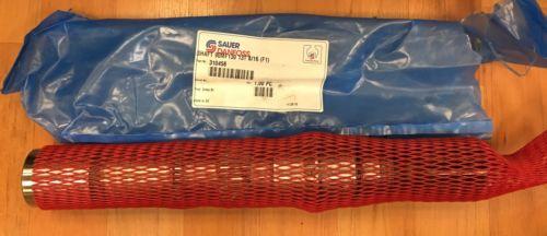 SHAFT SAUER DANFOSS HYDRAULIC  PUMP 90MF130 13T 8/16 NUMBER 310458