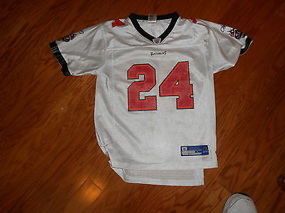 Tampa Bay Buccaneers white Williams youth jersey sz L (14-16)