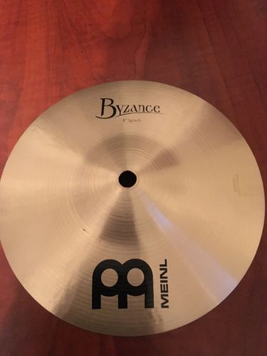 Meinl Byzance Splash Traditional 8 Inch Cymbal