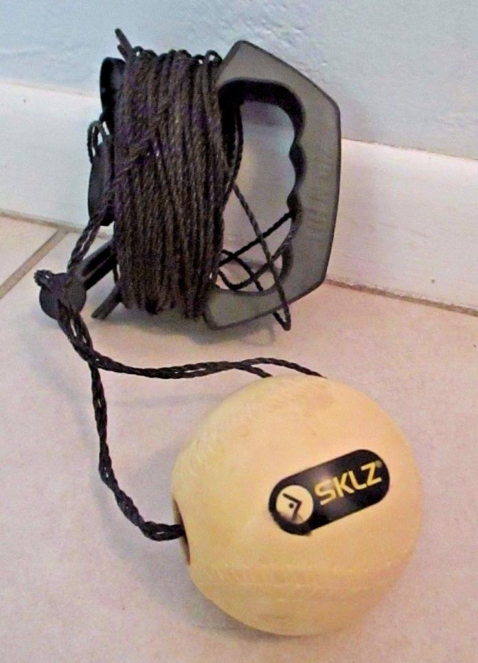 SKLZ Zip-N-Hit Pro Baseball Trainer Controlled Pitch Hitting Batting Practice