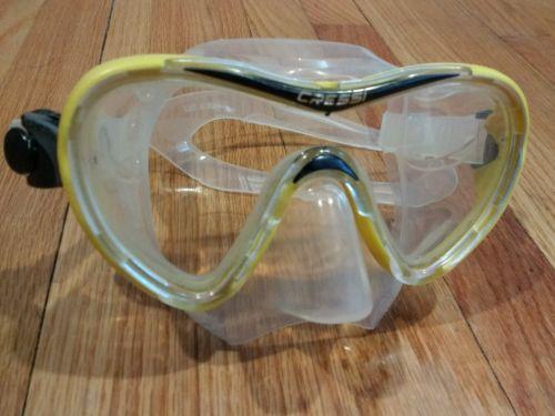 Cressi Sky Snorkel Mask
