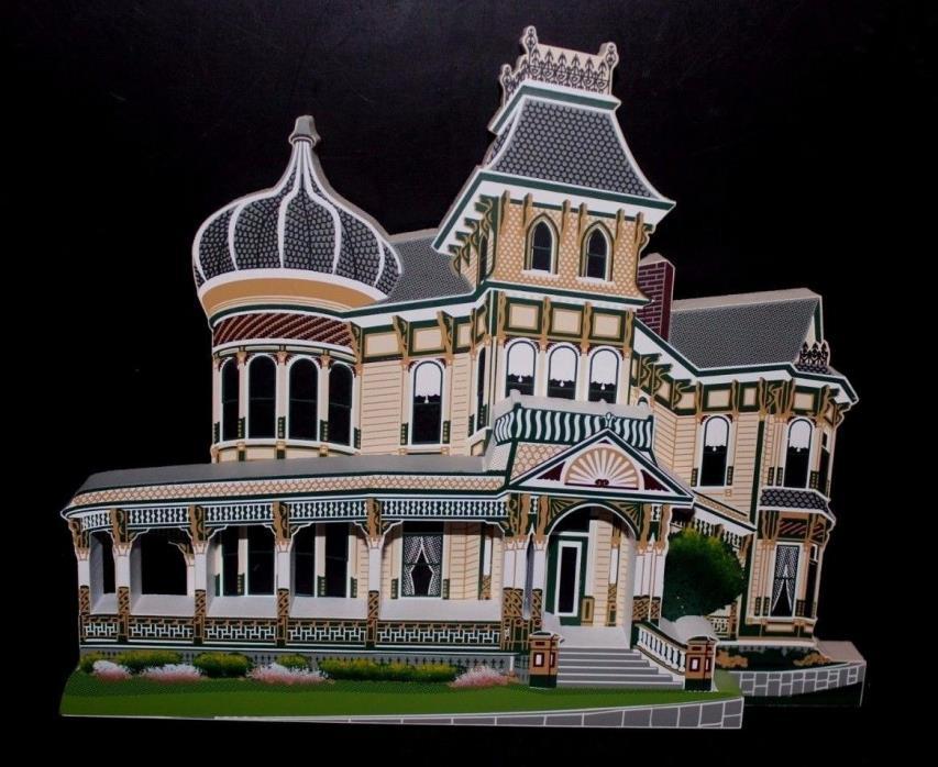 Sheilas Collectibles - The Morey Mansion, Redlands, CA 1997 - EC