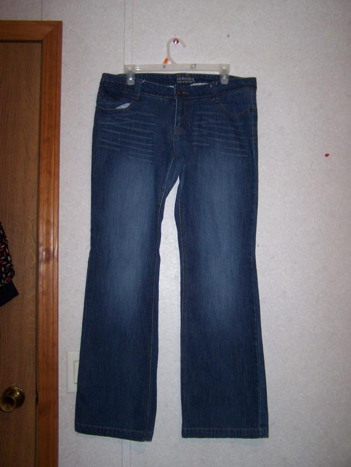 SONOMA LIFE & STYLE JEANS SIZE 14