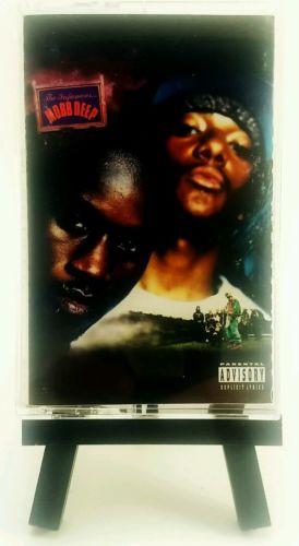 Mobb Deep - Infamous Classic NY Hiphop Cassette Tape Original OOP OG G-Funk Rap