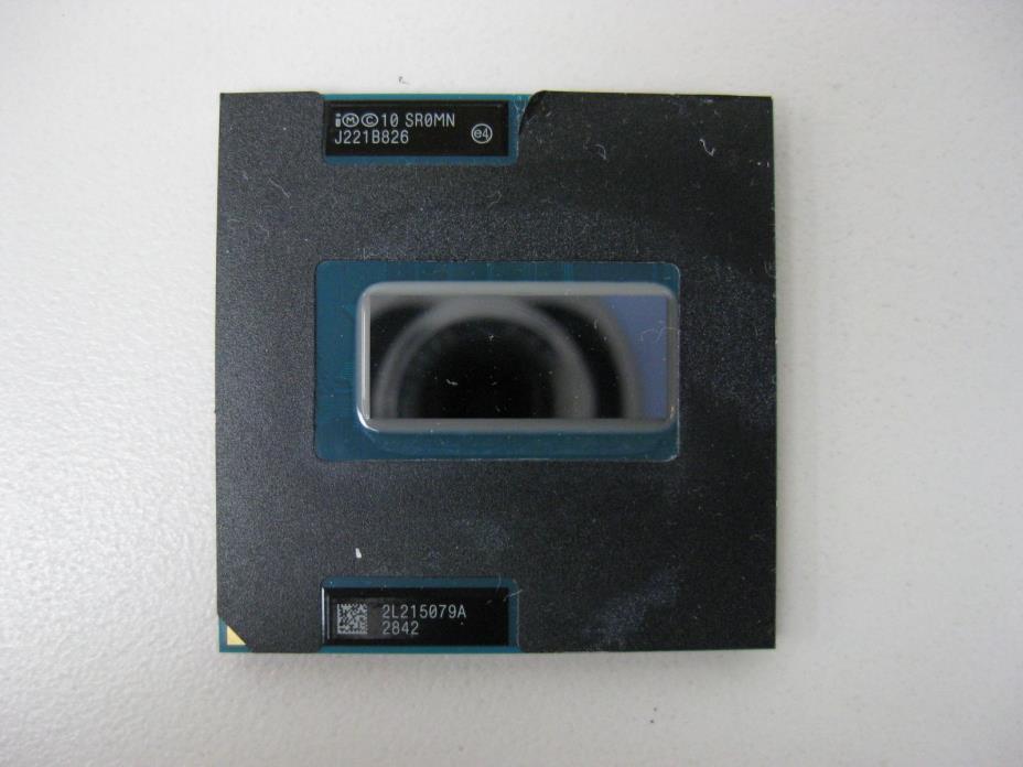 Intel Core i7-3610QM SR0MN 2.3GHz Socket G2 Mobile CPU Processor