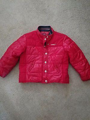 Boys Tommy Hilfiger Coat Size 6 - Toddler