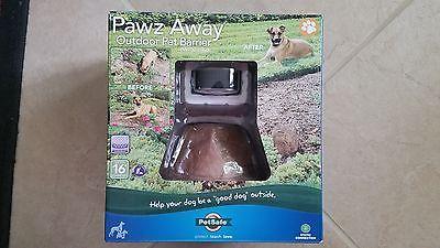 New PetSafe Pawz Away Outdoor Pet Barrier PWF00-11923