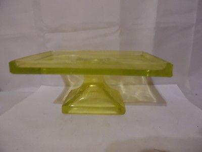 Vintage Store Display Teaberry Gum Vasaline Glass