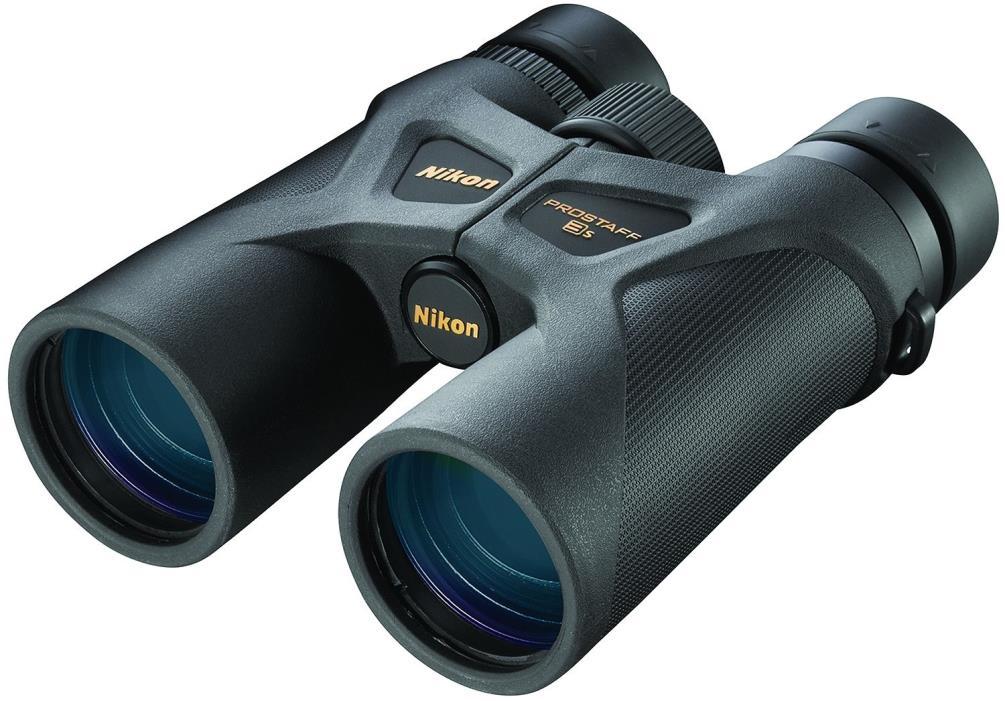 Nikon Prostaff 3S 10x42 Waterproof / Fogproof Binoculars with Case