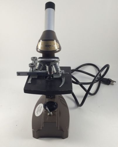 Swift Eleven Ninety Series Microscope 700249 Objectives 4-10-40