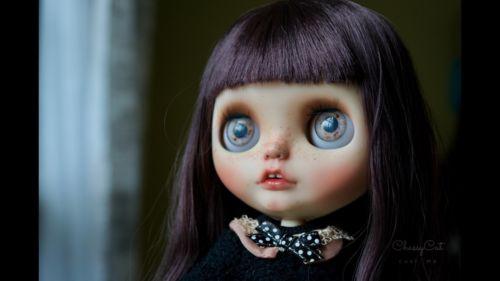 Custom Ooak Neo Blythe Doll ~Candy Bean~