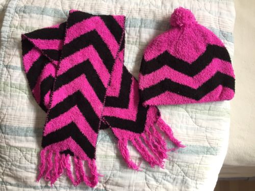 Scarf and Hat set girls