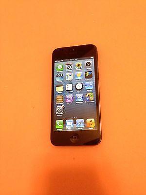 Apple iPhone 5 - 16GB - Black Slate Gray (Unlocked) Smartphone --RARE-- IOS 6