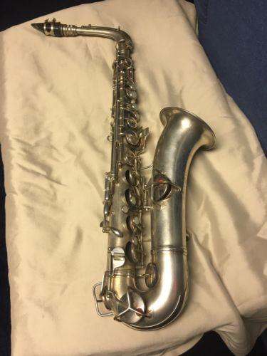 Vintage Conn C- Melody Saxophone